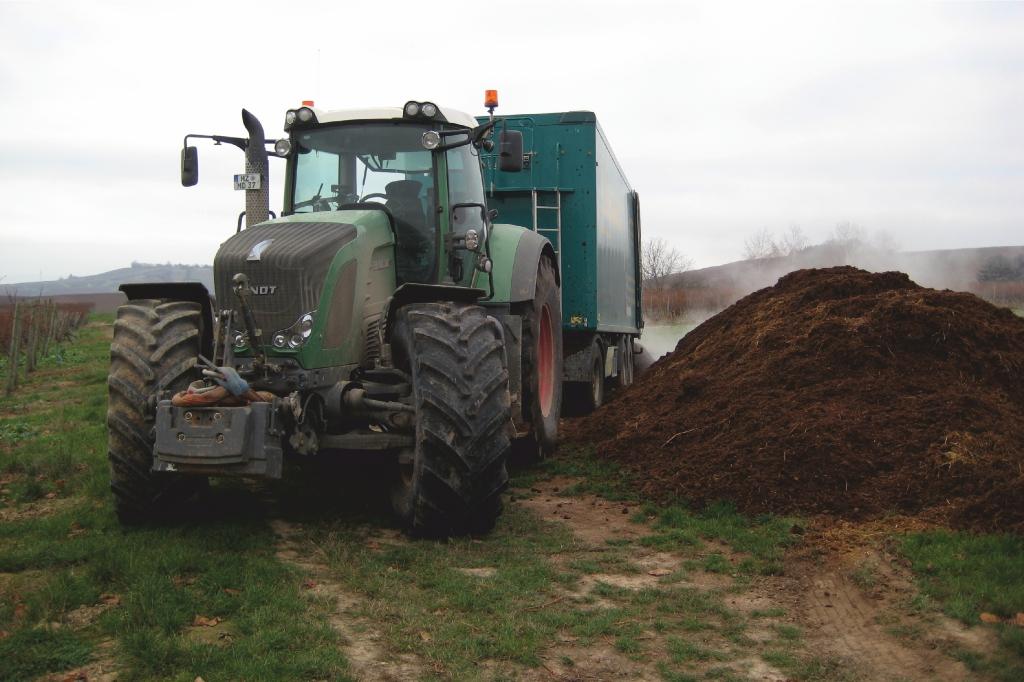 Komposttransport